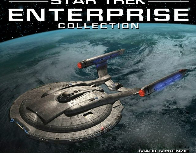 Star Trek Enterprise collection