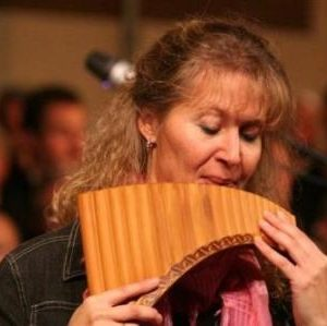 One thing that makes THE LAST SIN EATER score special is Noortje Van Middlekoop's  Pan Flute. She plays with deep sensitivity and expression.